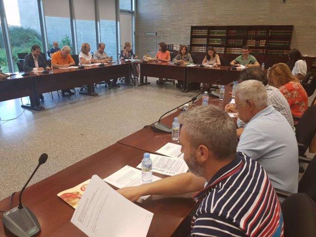 Mesa General de Negociación de la Administración Pública de Extremadura