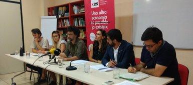 """Barcelona rebrà 10.000 assistents en un fòrum internacional sobre """"economies transformadores"""" (EUROPA PRESS)"""