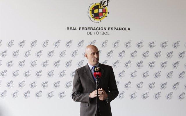 Un juzgado de Valencia investiga si Luis Rubiales empleó fondos de la AFE para la reforma de su domicilio