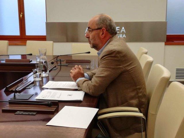 Secretario general de Presupuestos y Financiación, Isidoro Novas