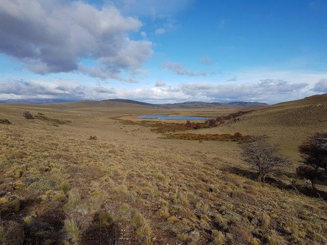 Extensión en la Patagonia chilena