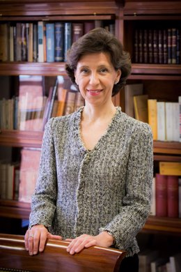María José de la Fuente, nueva presidenta del Tribunal de Cuentas