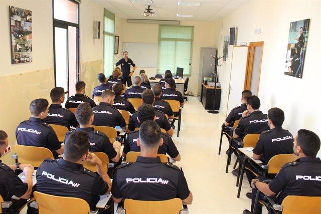 Policias En Prácticas