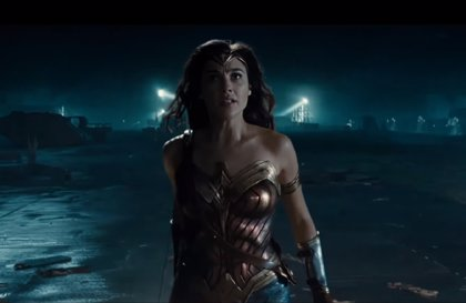 Filtrado el vídeo de Wonder Woman 1984 en la Comic Con 2018