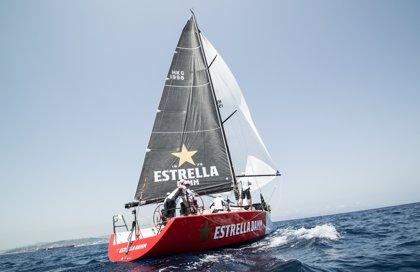 El Estrella Damm Sailing Team regresa a la 37 Copa del Rey Mapfre