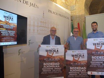 La 26ª edición del Víncula Rock reunirá en Escañuela a Reincidentes, Eskorzo o Soziedad Alkoholika
