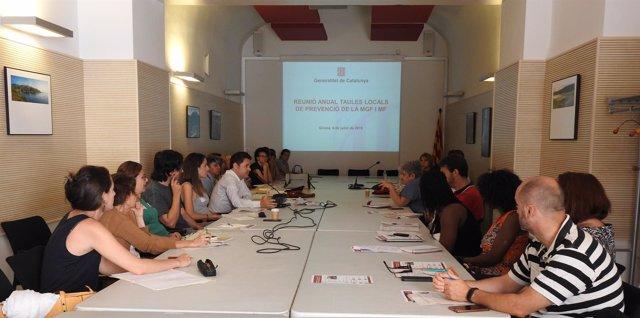 Reunión de la mesa de prevención de la MGF y matrimonios forzados