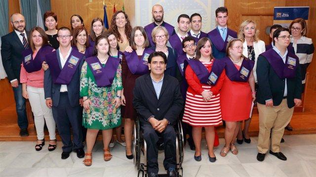 UPO desarrollará formación para jóvenes con discapacidad intelectual