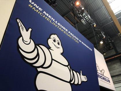 Michelin mejora un 6,2% su beneficio semestral, hasta 917 millones de euros