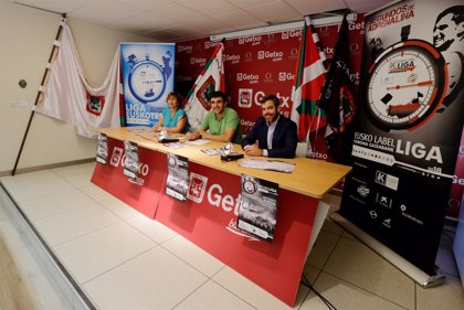 Getxo acogerá el sábado las regatas de Liga Euskotren femenina, Liga Eusko Label masculina, ARC y Liga ABE de veteranos
