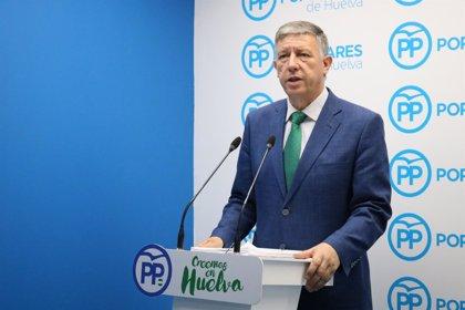 """El alcalde de Palos (Huelva) asegura que los técnicos """"trabajan en la zona"""" afectada por un vertido de aguas residuales"""