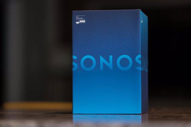 Imagen de uno de los productos de Sonos.