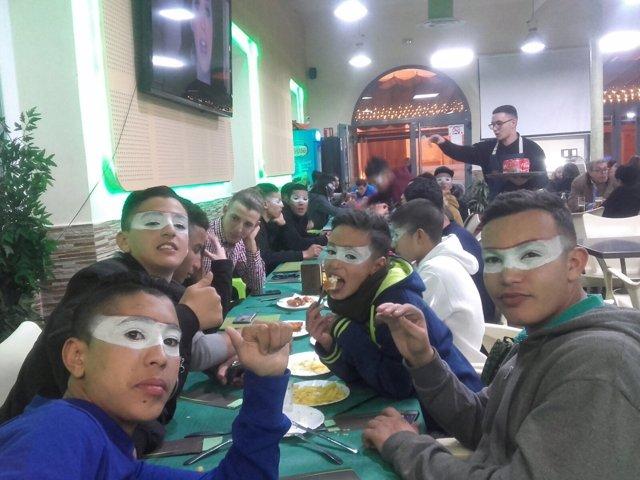 Centro de Acogida de Menores de Melilla