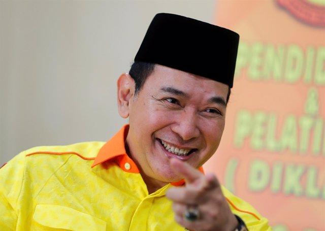 El hijo del expresidente de Indonesia Suharto, Hutomo 'Tommy' Mandala