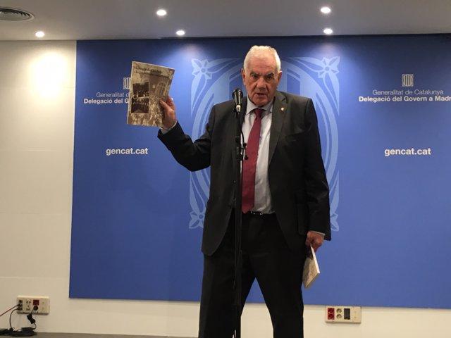 Josep Borrell presenta la campaña Viaja informado, viaja seguro