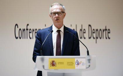"""Guirao destaca la necesidad de un """"nuevo marco normativo"""" tras la Conferencia Sectorial de Deporte"""