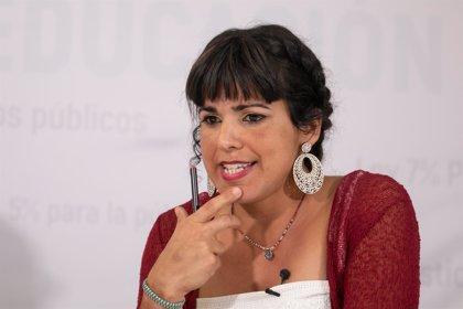 """Rodríguez lamenta que Díaz """"anteponga intereses del PSOE a los de Andalucía"""" en el debate de financiación autonómica"""