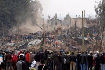 Cerca de 20.000 personas quedan sin techo tras las demoliciones en Nairobi (Kenia) para la construcción de una carretera