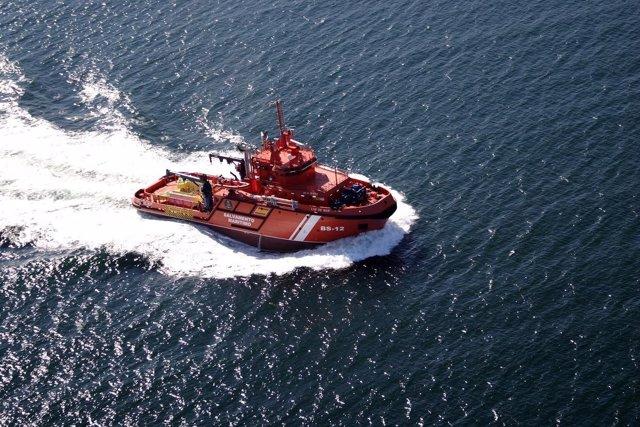 El buque Luz de Mar