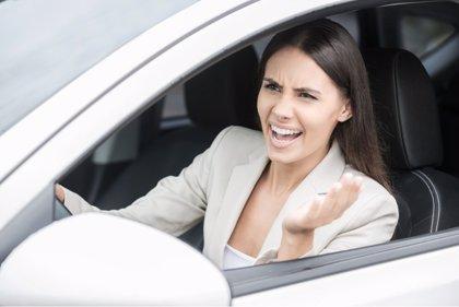 La agresividad al volante incrementa el riesgo de accidentes