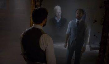 Foto: Animales Fantásticos 2: ¿Qué significa la visión de Dumbledore en el Espejo de Oesed?