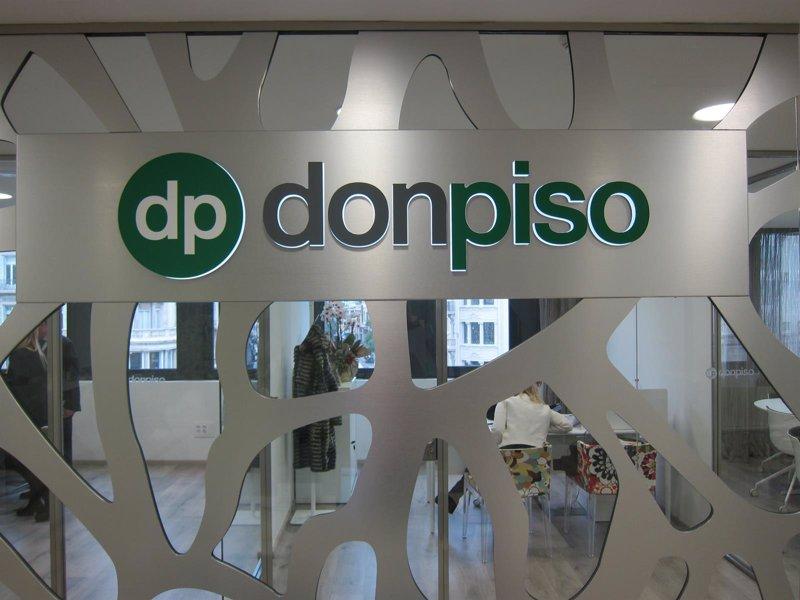 Donpiso alcanza las 115 oficinas en espa a con nuevas for Endesa oficinas barcelona