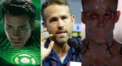 Ryan Reynolds responde a la gran pregunta: ¿Es peor Linterna Verde o X-Men orígenes: Lobezno?