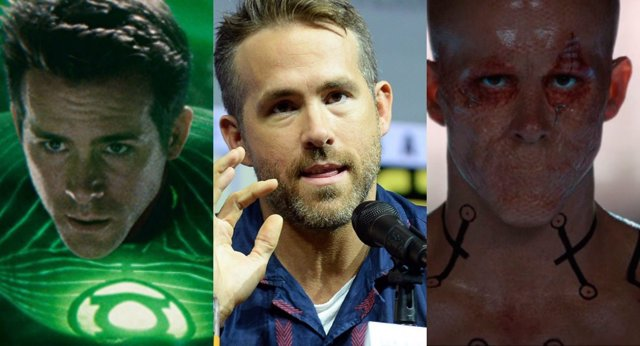 Ryan Reyndols se vulve a reír de Linterna Verde y X-Men