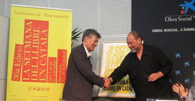 Guillem Terribas i Joan Sala (La Setmana)