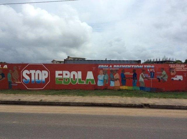 Cartel stop ébola