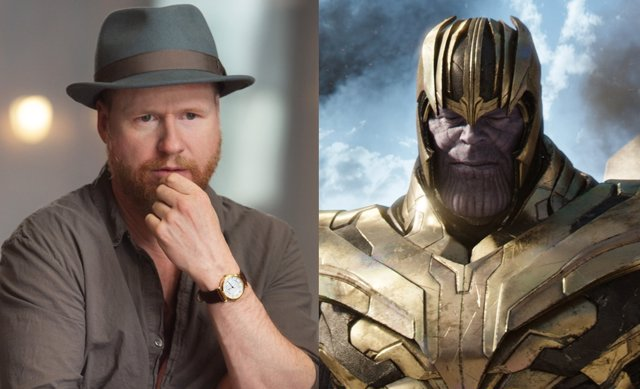 Joss Whedon y Thanos