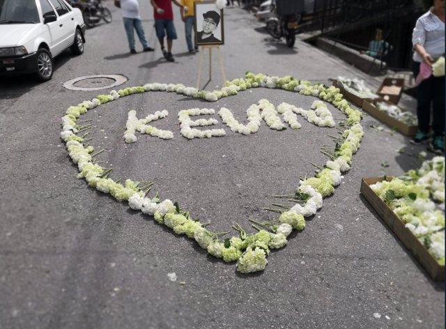 Joven líder social asesinado en Medellín