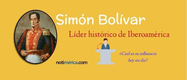 Aniversario Simón Bolívar