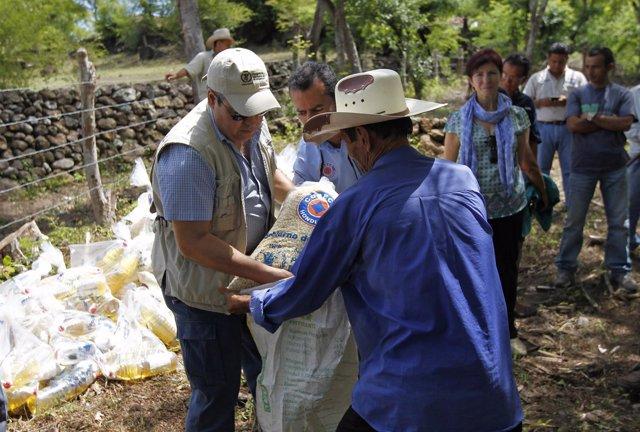 La sequía golpea a El Salvador.