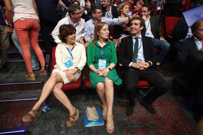 La reunión entre Casado y Santamaría se celebrará en el Congreso