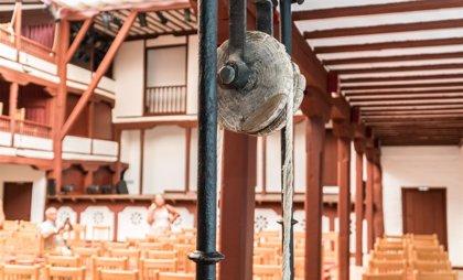 Ateneo de Almagro y Festival celebran con expertos los 390 años del Corral de Comedias