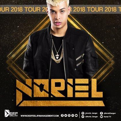 Comienza la gira de Noriel en España