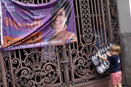 La Policía de Brasil detiene a dos sospechosos por el asesinato de la concejala Marielle Franco