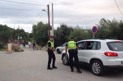 Detienen a un varón en Sant Antoni por un delito de lesiones