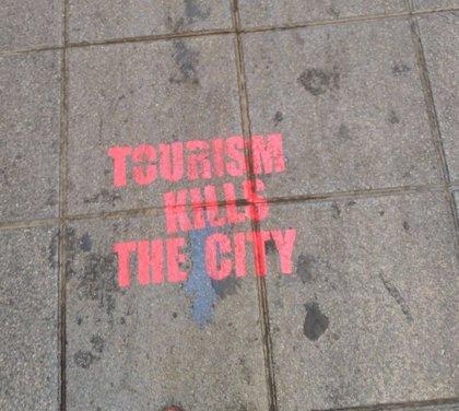 El PI solicitará al Consell de Mallorca que tome medidas para acabar con la turismofobia