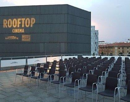El ciclo RoofTop proyecta este jueves 'Grease' en la Terraza del Baluarte de Pamplona