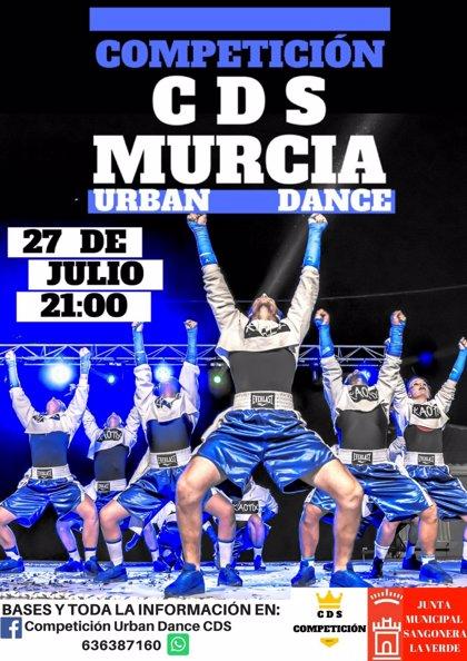 Más de 400 jóvenes de toda España participarán en el campeonato Urban Dance Murcia