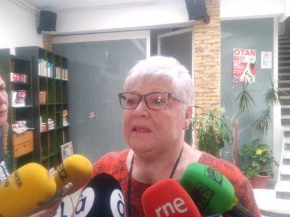 """Glòria Marcos deja EU por no compartir el modelo """"recentralizador"""" de la dirección que ha """"diluido"""" IU en Podemos"""
