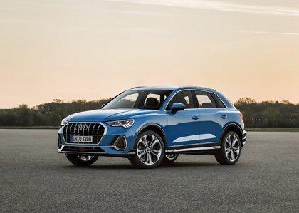 El nuevo Audi Q3, con mayores dimensiones, llegará a los concesionarios europeos a partir de noviembre