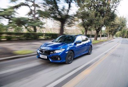 Honda incorpora por primera vez una transmisión automática de 9 velocidades al Civic i-DTEC diésel