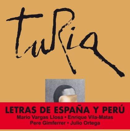 'Turia' presenta en Lima un número especial 'Letras de España y Perú', con textos inéditos de un centenar de autores