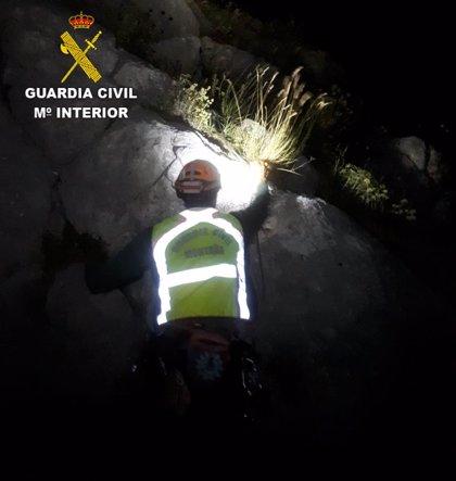 Rescatados dos montañeros en Vegacervera (León)