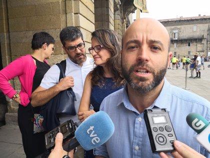 """Villares asegura que """"no habrá ruptura"""" de En Marea y defiende """"unidad desde la diversidad"""""""