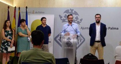 Cort presenta tres proyectos por valor de ocho millones para mejorar Palma con el Impuesto de Turismo Sostenible