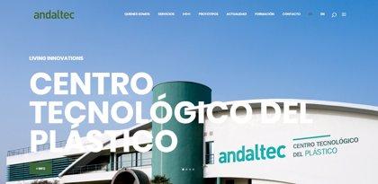 El Centro Tecnológico del Plástico, Andaltec, en Martos (Jaén), estrena web corporativa